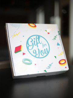 Gift For You Christmas Box - White 1#( 28*24*3.5cm )