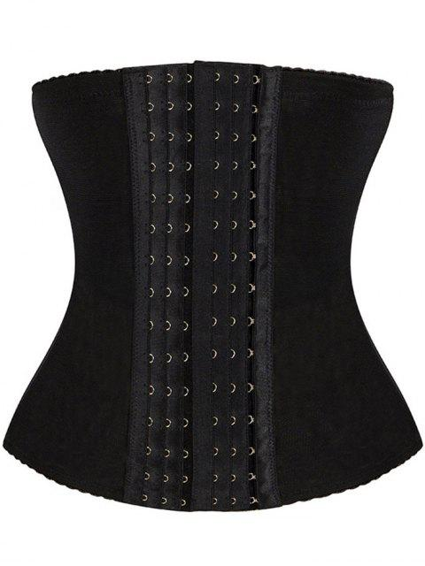ladies Breathable Hook Waist Trainer -   Mobile