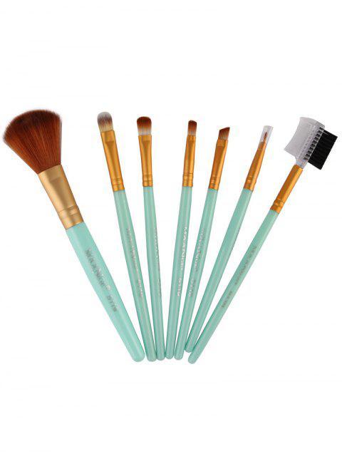 sale 7 Pcs Makeup Brushes Set -   Mobile