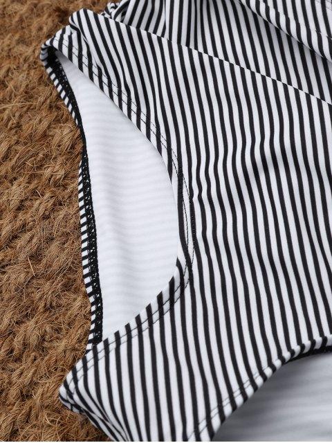fancy High Rise Flounce Bikini - COLORMIX L Mobile
