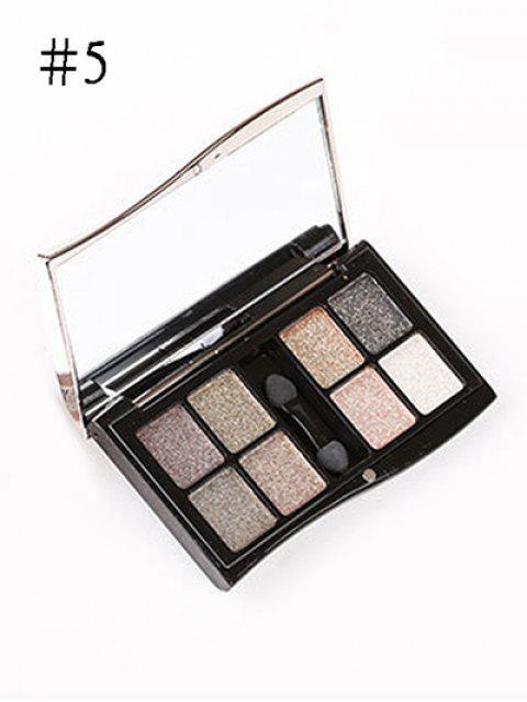 fashion 8 Colours Diamond Eyeshadow Kit - #05  Mobile