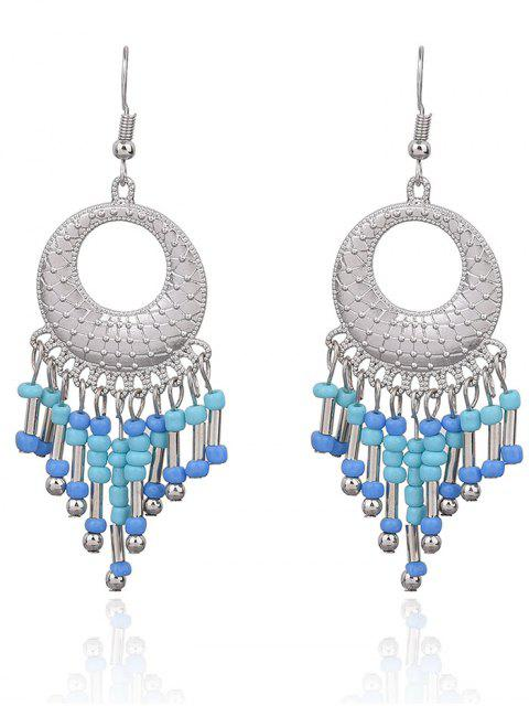 latest Hollow Out Beads Hook Earrings -   Mobile