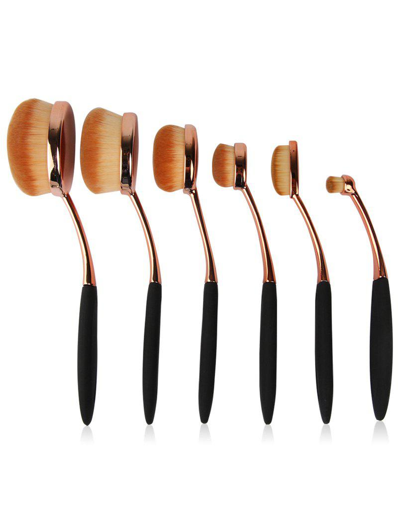 Artist Makeup Brushes Set - Rose Gold