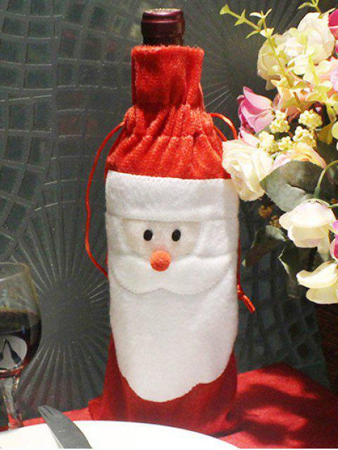 latest Merry Christmas Santa Pattern Cover Bag -   Mobile