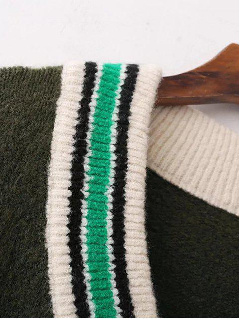 women's Fuzzy Cricket Sweater Dress - GRAY ONE SIZE Mobile