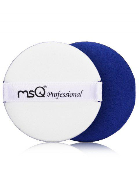 womens BB Cream Powder Puff - BLUE  Mobile