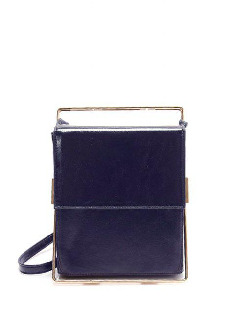 outfit Metal Trimmed Minimal Crossbody Bag -   Mobile