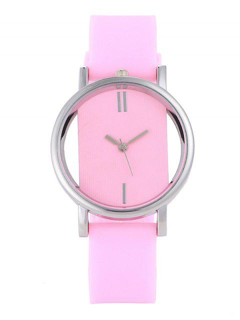 best Analog Silicone Wrist Watch -   Mobile