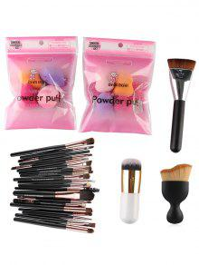46 off 2020 makeup brushes and makeup sponges in