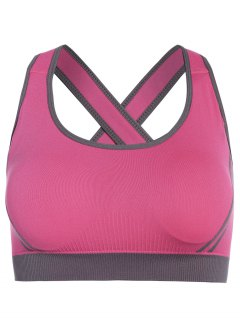 Low Impact Sports Bra - Rose Red S