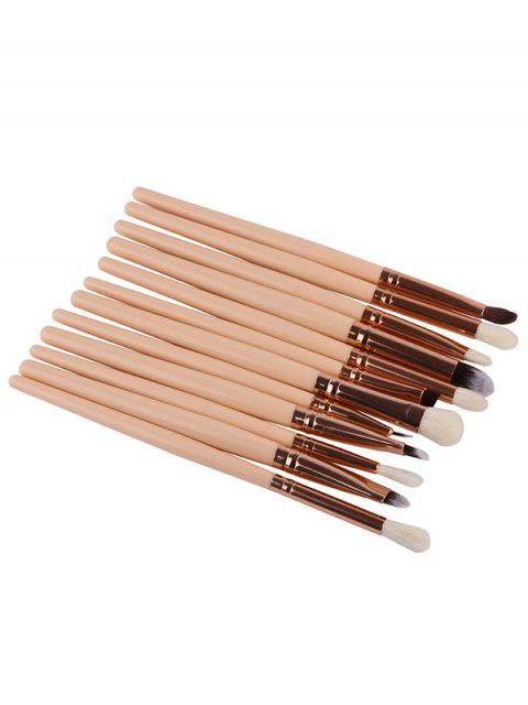affordable Goat Hair Eye Makeup Brushes Set - COMPLEXION  Mobile