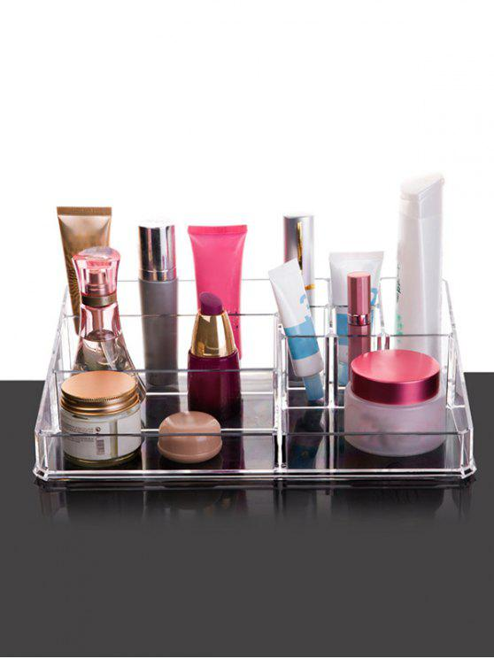 new Makeup Storage Makeup Organizer - TRANSPARENT