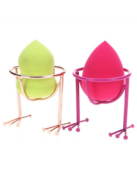 shops 2 Pcs Makeup Sponge Drying Stand - COLORMIX  Mobile