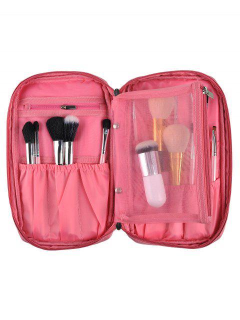 trendy Zipper Makeup Storage Bag -   Mobile