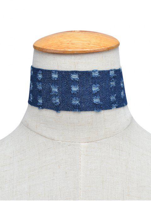online Jean Choker Collar Necklaces -   Mobile