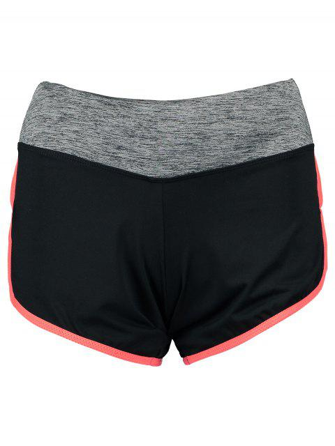 best Elastic Piped Running Shorts -   Mobile