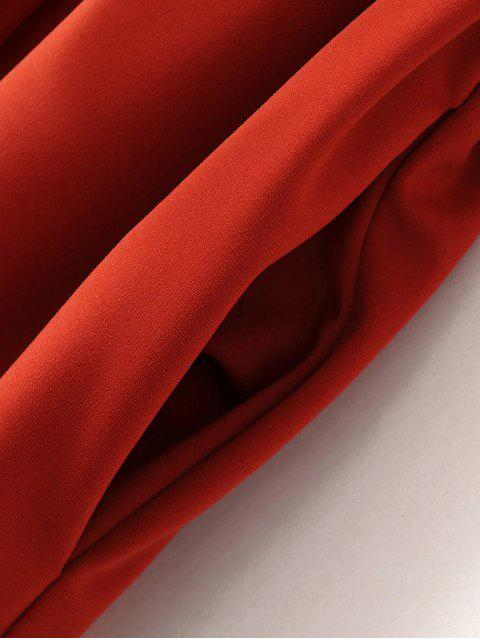 buy Tie Waist Kimono Sleeve Work Dress - JACINTH M Mobile