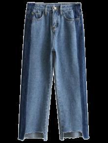 بنطلون الجينز أمي - ازرق S