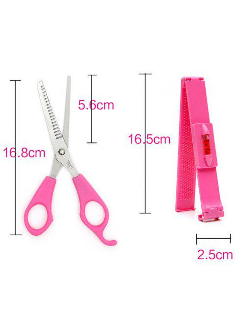 new Thinning Hair Scissors Set - TUTTI FRUTTI  Mobile