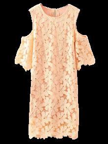 Koronkowa sukienka na ramiączkach