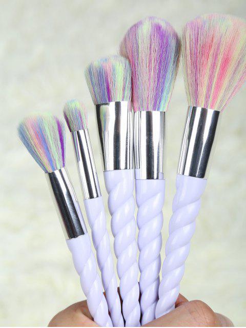 best Unicorn Makeup Brushes Set - LIGHT PURPLE  Mobile