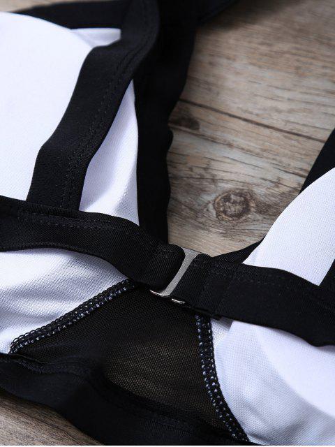 new Cami Leopard Bikini Set - LEOPARD XL Mobile