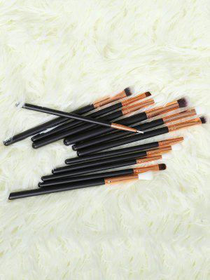 Eye Nylon Makeup Brushes Set