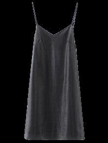 Mini Sweetheart Cami Dress - Black S