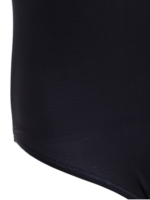 outfits Padded Scoop Neck Bondi Swimwear - BLACK S Mobile