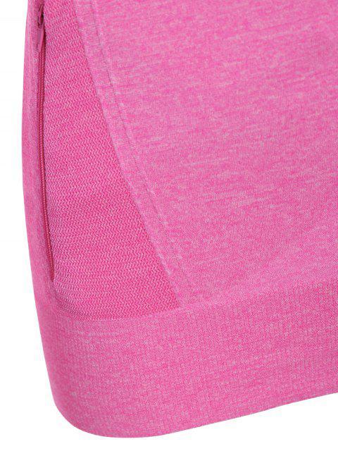 hot Hooded Zip Running Jacket - TUTTI FRUTTI S Mobile