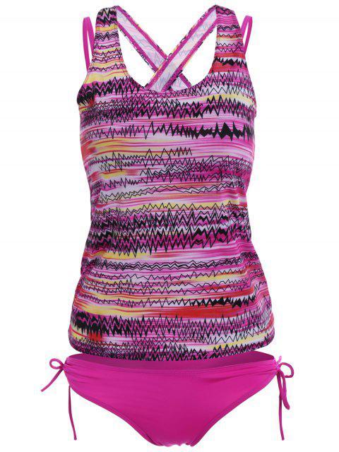 best Backless Tankini Swimsuits - TUTTI FRUTTI XL Mobile