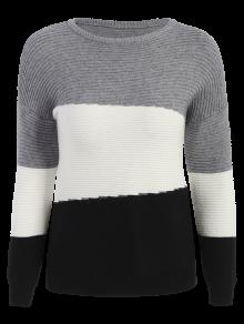 Oversized Comfy Sweater BLACK: Sweaters ONE SIZE   ZAFUL