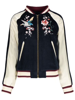 Embriodered Souvenir Jacket - S