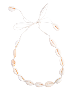 Collar Gargantilla Shell