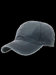 قبعة التنس الكلاسيكية لغسل - الرمادي العميق