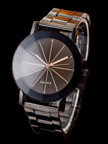Conical Surface Quartz Watch