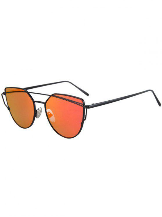 Óculos de Sol Aviador com Armação Metalizada Preta - Jacinto