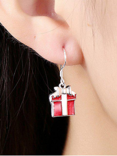 lady Enamel Christmas Gift Jewelry Set -   Mobile