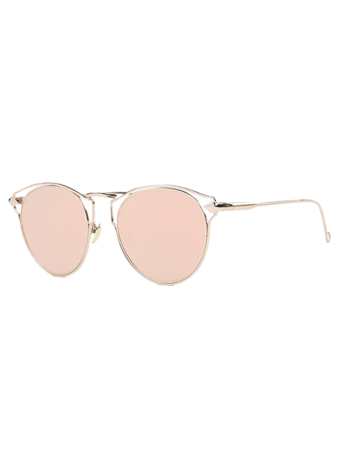 outfits Arrow Cat Eye Mirrored Sunglasses -   Mobile