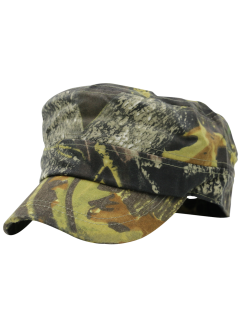 Biomimetic Jungle Print Military Hat