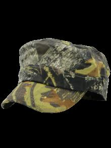Casquette Militaire Imprimé Jungle