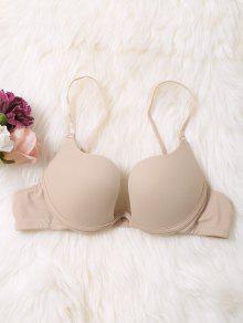 Soutien-gorge Caraco Plongeant Sans Couture - Teint 80c