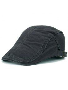 dcb5000100c 18% OFF  2019 UV Protection Jeff Cap With Sewing Thread In DEEP GRAY ...