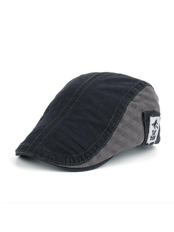 قبعة للحماية من أشعة الشمس - الرمادي العميق