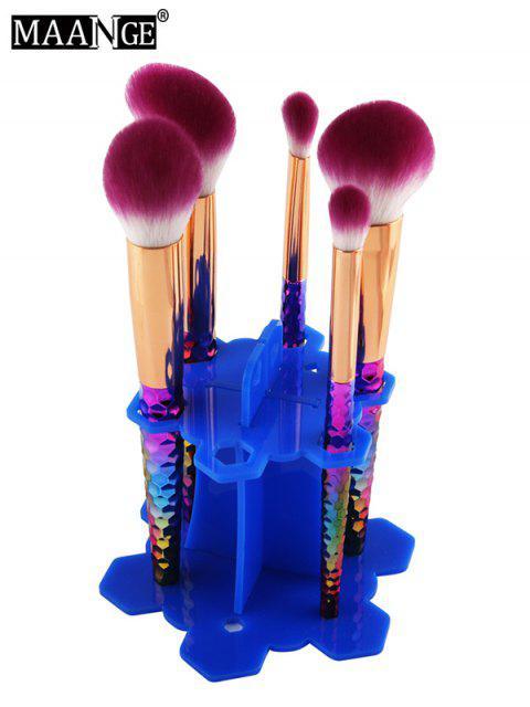 online MAANGE Beauty Brush Stand Brush Holder - BLUE  Mobile
