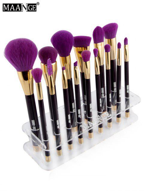 MAANG support des brosse de maquillages - Transparent  Mobile