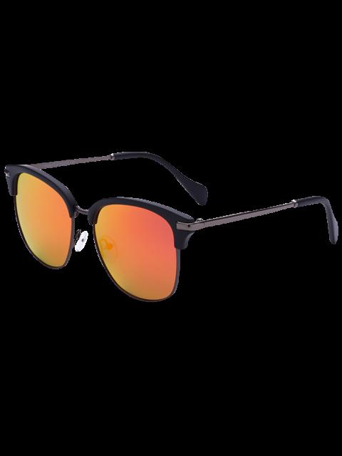 Gafas de sol de espejo de la mariposa - Jacinto  Mobile