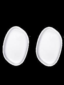 2st blatt silikon make up schwamm transparent make up