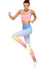 اللباس الرقص أومبير - متعدد الألوان L