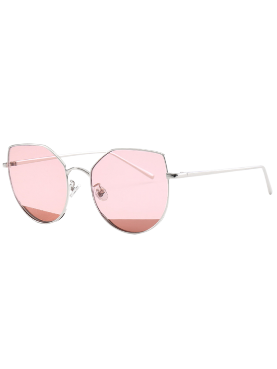 unique Cat Eye Anti UV Sunglasses - PINK